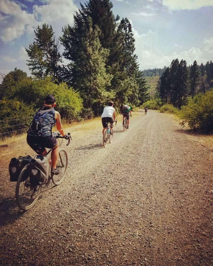 Palouse To Cascades Trail